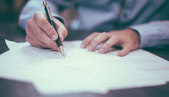 Contoh Surat Lamaran Kerja Inggris Dan Indonesia