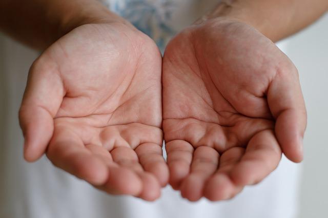 Telapak Tangan Gatal