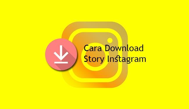 download story instagram