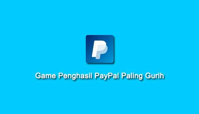 game penghasil paypal